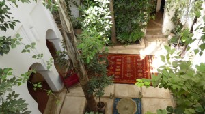 Authentic Riad of 3 bedrooms with bathrooms, near the souks