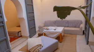Charming apartment + terrace, authentic neighborhood, near souks