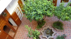 Charming riad, very bright, 4 bedrooms, 4 bathrooms…