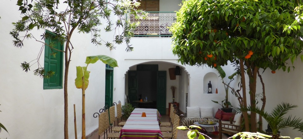 traditional real estate marrakech