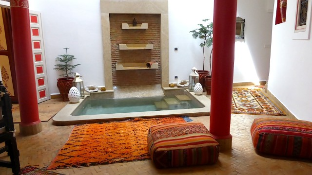 artful living contemporary riad for sale