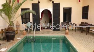 Riad very bright 5 bedrooms with swimming pool