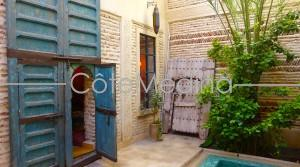 Riad – 5 bedrooms – Pool