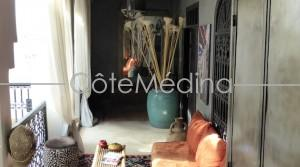 Riad for rent 4 bedrooms, beautiful area in the old medina