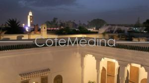 RARE: Arab-Andalusian Palace-riad, direct access by car, 6 large bedrooms and en-suites