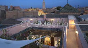 New for Morocco's boutique hotel riads