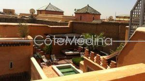 Marrakech second favorite destination of French
