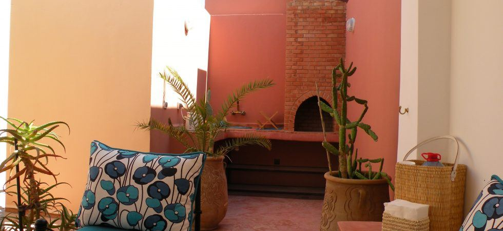 Riad to rent Marrakesh