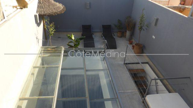 loft contemporary riad for sale