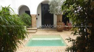 Guest house riad. All authorisations. Very good reputability