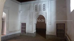 riad to be renovated for sale in marrakech
