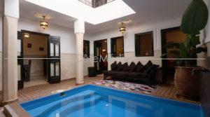 Riad SOUFIA, 3 bathrooms in excluded, two steps of the Place
