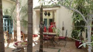 Riad to rent, 2 bedrooms/bathrooms close to Jemaa El Fna