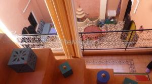 Riad 3 chambres avec sdb, grand patio, beaux volumes…