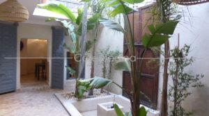 Riad 2 bedrooms, Charming pied à terre, 5′ Jemaa El Fna, Easy car access