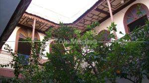 RARE! Riad, Arab-Andalusian architecture, good original condition …