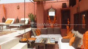 Riad NAJELA, 3 bedrooms with bathroom, ideal for golfers