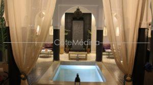 Turnkey boutique-hôtel, 6 bedrooms with bathrooms, swimming pool …
