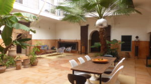 Beautiful Riad in Bab Doukkala. Large patio 80m2.Tradition & contemporary.