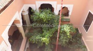 Rare! Renovated Riad in a Fassi style: zelliges, stucks, plasterwork ..