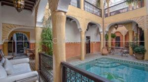 Thriving business – 12 bedrooms and suites- 2 steps from Jemâa el Fna Square
