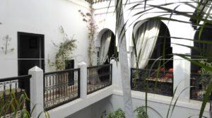 Charming Riad for sale close to Dar Cherifa in the beautiful district Mouassine