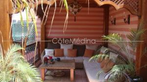 Riad 3 bedrooms – Renovation and decoration of high quality