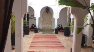 Guest house, 5 bedrooms with bathroom, 5 minutes walk from Jemâa el Fna