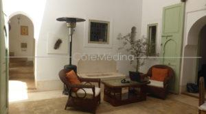 Charming traditional riad, 3 bedrooms and bathrooms