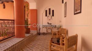 Riad 3 bedrooms with pool – Recently renovated – Easy car access
