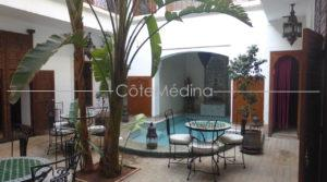 Boutique hôtel 6 bedrooms with Pool, close to Jemaa el Fna – Easy car access