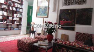 Charming riad 3 bedrooms with view Koutoubia – Direct car access