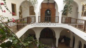 Rebuilt Riad – Charm – Volumes – Light – 5 bedrooms with bathroom