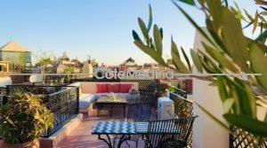 UNDER SALE CONTRACT – Rare jewel! Riad – Plunge pool – Exceptional terrace